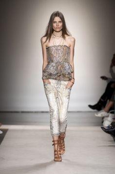 Isabel Marant at Paris Fashion Week Fall 2013