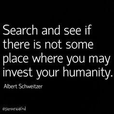 Albert Schweitzer Achtsamkeit Zitate Kunstjournalismus Motivationszitate