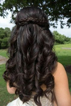 Quince Hairstyles, Pretty Hairstyles, Hair Inspo, Hair Inspiration, Brown Hair Balayage, Aesthetic Hair, Brunette Hair, Gorgeous Hair, Hair Looks