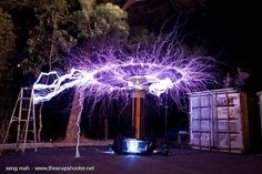 Image result for tesla coil photography