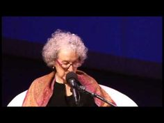 "▶ Talking Volumes: Margaret Atwood reads ""Night Poem"" - YouTube"