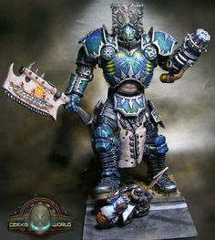 http://www.lounge.belloflostsouls.net/showthread.php?47684-Into-the-lions-cave-an-Alpha-Legion-Project CeriS.de's Alpha Legion - Lord of Skulls