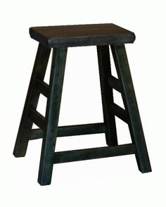 With the minimalistic design, this stool will prove ideal for revamping the look of your interior. Make your choice from 9 different finishes.