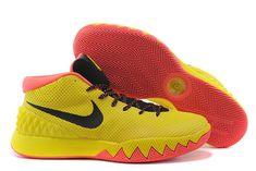 separation shoes 80a24 120d2 Buy Nike Kyrie Irving 1 PE Yellow-Black Bright Crimson Cheap Sale Online  from Reliable Nike Kyrie Irving 1 PE Yellow-Black Bright Crimson Cheap Sale  Online ...