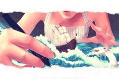 Dreamer - by Camila Vielmond
