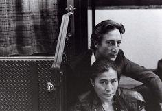 John Lennon and Yoko Ono-Lennon (August 20th 1980)