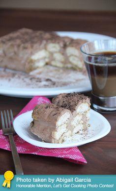 Giada De Laurentiis - Chocolate Tiramisu