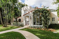 The E.L. Semple Residence 1818 Granada Boulevard Coral Gables, Florida | $1,596,000 4 bedrooms  | 3 bathrooms 2-car garage + driveway 3,478  sf | 15,000 sf lot  #miamisignaturehomes #miamirealtor #coralgablesrealtor #coralgablesluxuryhomes #miamiluxuryhomes #bienesraicesmiami #onesothebys