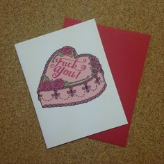 Fancy a slice? Greetings card available from http://ift.tt/1ihQVKN with FREE uk shipping!