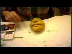 Кукла попик медсестра ❀ How to make a Doll Doctor - YouTube