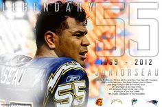 Football Hall of Famer Junior Seau Was Larger Than Life
