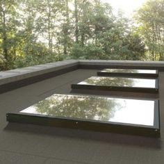 Sunlux x Flat Roof Window & Kerb Fixed Double Glazed Pergola With Roof, Pergola Shade, Pergola Plans, Diy Pergola, Pergola Ideas, Retractable Pergola, Pergola Kits, Attached Pergola, Cheap Pergola