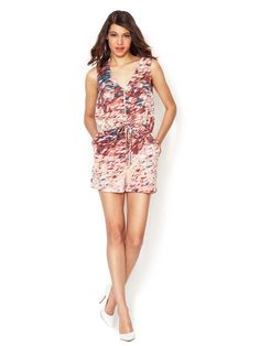 Bring back the Romper! This style is comfortable, looks good on all shapes and perfect for windy days.