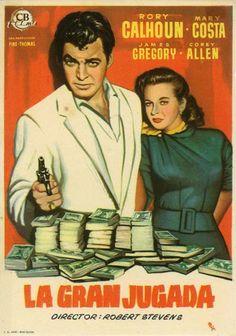 La gran jugada (1957) tt0050190 P