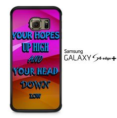 A Day To Remember Quote white D0279 Samsung Galaxy S6 Edge Plus Case