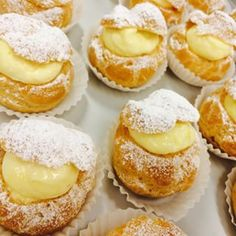 Choux à la crème   32 French Desserts That Will Make You Want To Pack Everything…