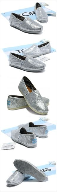 Toms Glitter Shoes Womens Silver Black : Toms Outlet*Cheap Toms Shoes Online* Welcome to Toms Outlet.Toms outlet provide high quality toms shoes*best cheap toms shoes*women toms shoes and men toms shoes on sale.You will enjoy the best shopping. Cheap Toms Shoes, Toms Shoes Outlet, Glitter Shoes, Silver Shoes, Derby, Prom Accessories, Toms Classic, Me Too Shoes, Tom Shoes