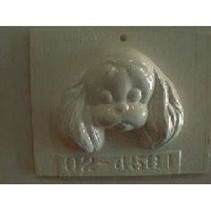 Plaster Fun House - DOG FACE House Dog, Fun House, Dog Houses, Plaster Molds, Home Goods, Lion Sculpture, Statue, Face, Dogs