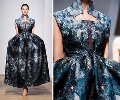 Yiqing Yin - Fall 2013 - Couture - 2