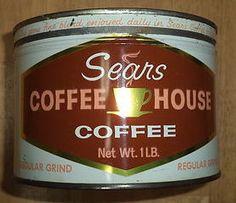 Sears Coffee House Coffee