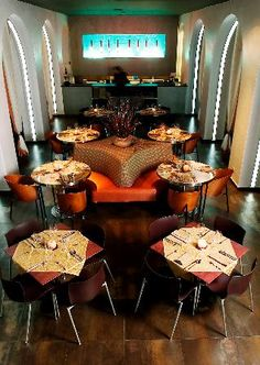 Caribbean Travel Collection| Serafini Amelia| Marmalade Restaurant & Wine Bar in San Juan, Puerto Rico - 2013 Travelers' Choice winner: top Caribbean restaurants