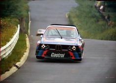 Hans-Joachim Stuck / Jacky Ickx - BMW 3.0 CSL - BMW Motorsport GmbH - ADAC 1000 km Rennen Nürburgring - 1974 World Championship for Makes, round 3 - Deutsche Automobil-Rennsport-Meisterschaft, round 11 - Challenge Mondial de Vitesse et d'Endurance,round 2