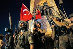 Turkish President Returns to Istanbul in Sign Military Coup Is ...