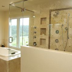 Shower Design Design, Pictures, Remodel, Decor and Ideas - page 3