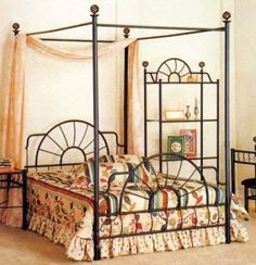 [Canony Bed DIY Ideas] Nice Queen Size Canopy Bed Great for Back to School *** You can find more details by visiting the image link. Girls Bed Canopy, Bedroom Sets, Traditional Bed, Full Size Canopy Bed, Buy Bed, Bedroom Furniture, Mattress Frame, Bed, Bedroom