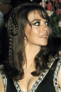 Natalie Wood at the Academy Awards, 1969