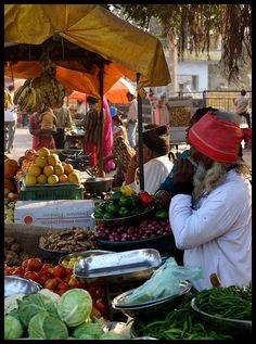 Ahmedabad Market , India