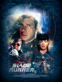 Harrison Ford, Rutger Hauer, and Sean Young in Blade Runner Blade Runner Poster, Blade Runner Art, Blade Runner 2049, Sci Fi Movies, Good Movies, Movie Tv, Art Movies, Fiction Movies, Iconic Movies