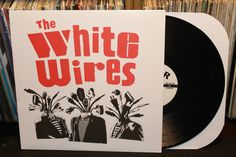The White Wires Self-Titled EX/EX (Garage Rock Vinyl Record LP Douchemaster Records)
