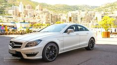 2014 MERCEDES-BENZ CLS63 AMG in Monaco http://www.autoevolution.com/testdrive/2014-mercedes-benz-cls63-amg-4matic-review-2013.html