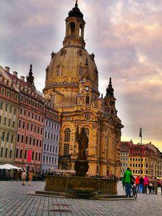 Dresden City,eine Altstadt zum verlieben