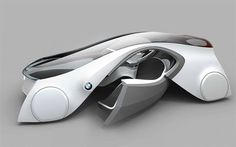 BMW, future car, futuristic vehicle, concept car, future bmw