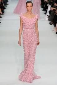 Image result for pink haute couture gowns