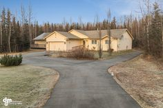 How would you like to spend your happy memories in this spacious, nice ranch style home in Wasilla?  For showing schedule or to know more about this property, call us at 888-378-3575 or email us at Worldwide@TheKristanColeNetwork.com  Listing courtesy of Kristan Cole, Keller Williams Realty Alaska office #JustListed #AlaskahomesforSale