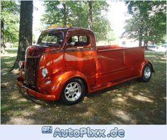 coe truck   Ford COE Truck