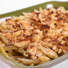 The Chew | Recipe  | Mario Batali's Truffle Mac N' Cheese