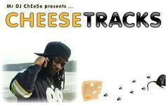 First logo for CHEESETRACKS Created by Mr DJ ChEeSe. Produced by Mr DJ ChEeSe and The Management http://soundcloud.com/mr-dj-cheese