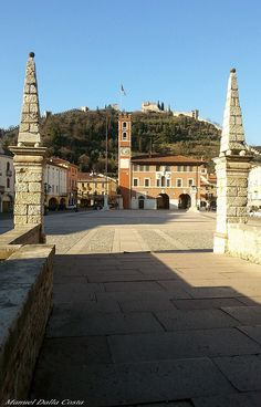 View from the Castle - Marostica (Vicenza), Veneto, Italy