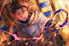 Fate/Prototype Rider Ozymandias
