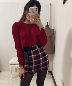 125 casual winter dresses best outfits to wear in florida 23 Cute Fall Outfits, Winter Fashion Outfits, Fall Winter Outfits, Look Fashion, Casual Winter, Winter Dresses, Fashion Dresses, Fashion Clothes, Fashion Women