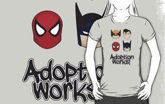I warn you. This site can be addicting. (original shirts, art, etc.)