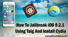 How To Jailbreak iOS 9.2