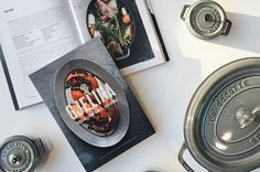 Warm up in chilly weather with some healthy and flavorful fish stock from Travis Lett's new cookbook Gjelina.