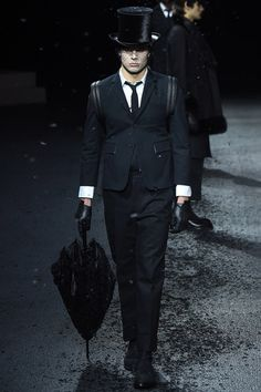 Thom Browne Fall 2015 Menswear Collection - Vogue