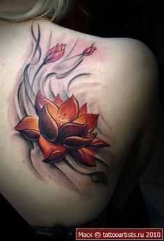 lotus Hand Tattoos, Lotusblume Tattoo, Flower Tattoo Hand, Lily Flower Tattoos, Sunflower Tattoos, Mom Tattoos, Forearm Tattoos, Body Art Tattoos, Lotus Tattoo Design