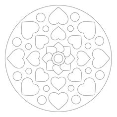 Mindfulness Colouring, Love Coloring Pages, Cd Crafts, Wood Burning Patterns, Kids Rugs, Templates, Drawings, Mosaic Designs, Mosaics